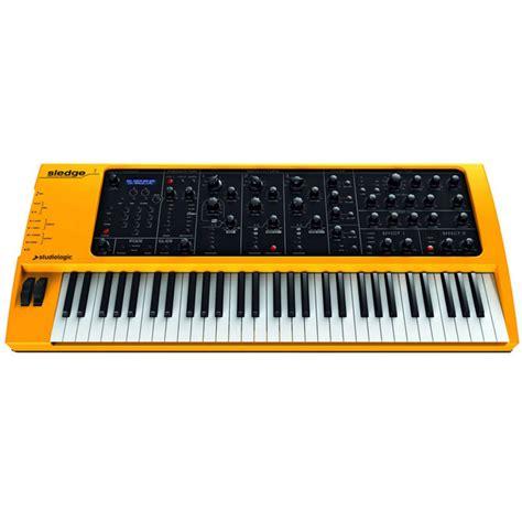 Keyboard Imperion Sledgehammer 7 studiologic sledge 61 key synthesizer n 228 stan ny p 229 gear4music
