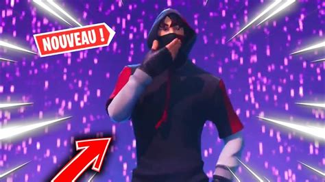 trailer skin ikonik dance scenario fortnite youtube