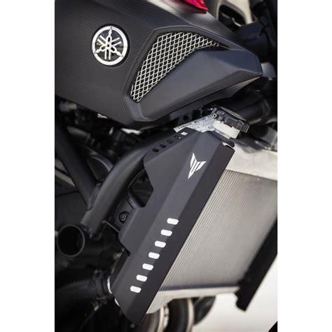 Cover Radiator Merk Fast Bikes yamaha mt 07 billet radiator side covers aluminium 1ws