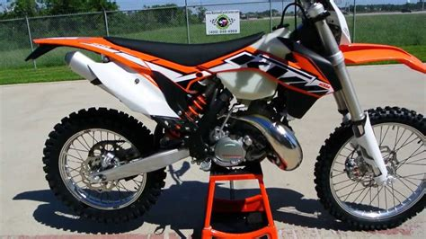 2009 Ktm 200 Xc Review 2009 Ktm 200 Exc Pics Specs And Information