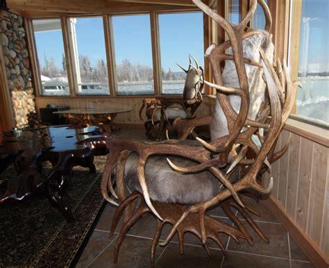 company profile alaska antler works log furniture