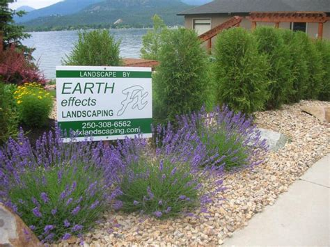 Landscape Fabric Vernon Bc Earth Effects Landscaping Opening Hours 6040 Butters
