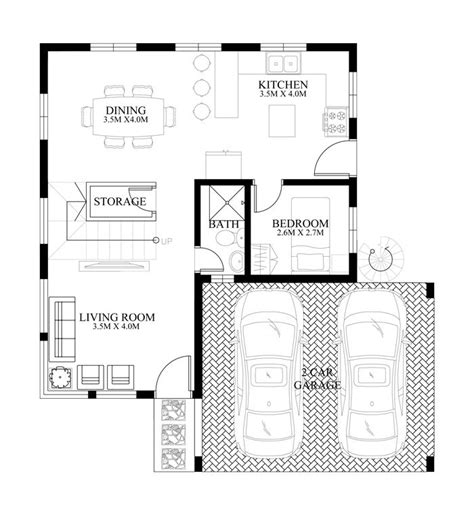2 bedroom ground floor plan 17 best images about des on pinterest house plans