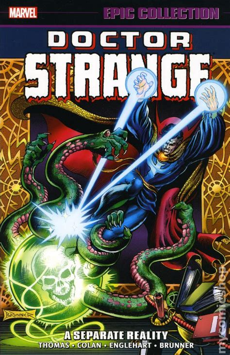 epic collection fall of the pantheon books doctor strange a separate reality tpb 2016 marvel epic