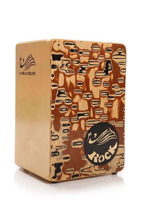 cajon rock cajon flamenco mario cortes the rock instruments la