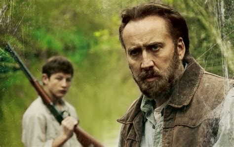 watch nicolas cage in the trailer for joe vulture trailer and poster of joe starring nicolas cage and tye