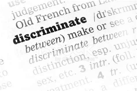 pattern discrimination definition discriminate dictionary definition stock photos