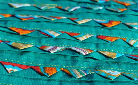 Textile Surface Manipulation fabric surfaces on behance