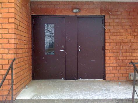 Steel Clad Exterior Doors Metal Clad Doors Estdoor O 220