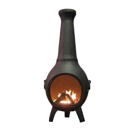 Chiminea Insert 10 Easy Pieces Chimineas Gardenista