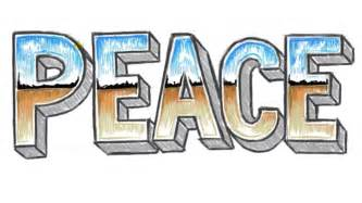 how to draw peace 3d 3d block letters peace with chrome