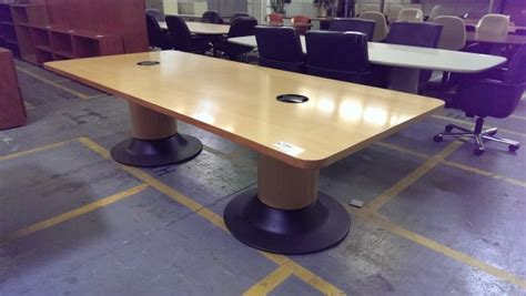 used conference tables desks incorporated used conference tables denver colorado