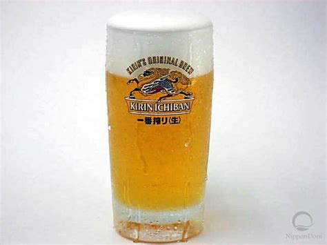 Decorating Your Home On A Budget Ideas glass of beer quot kirin ichiban quot 2 nippon dom