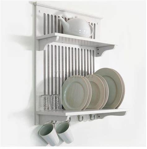 Kitchen Plate Rack Cabinet dish towel holders for the kitchen cabinets dish towel