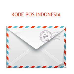 kode pos indonesia  pc choiliengcom