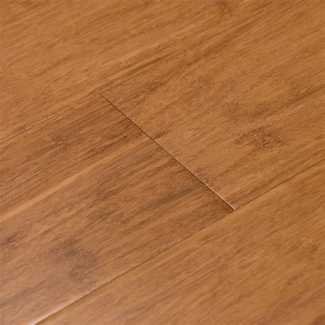 shop cali bamboo fossilized 5 in mocha bamboo solid hardwood flooring 19 91 sq ft at lowes com