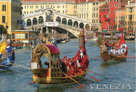 canal boat italy venice boats remembering letters and postcards