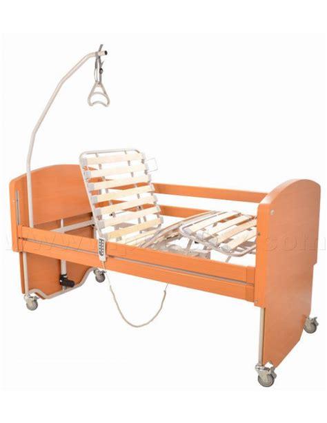 letto chiudibile letto ospedaliero elettrico con sponde e alzamalato chiudibile