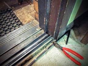 how to fix a sliding patio door how to repair your broken sliding door with slide ezzz kit