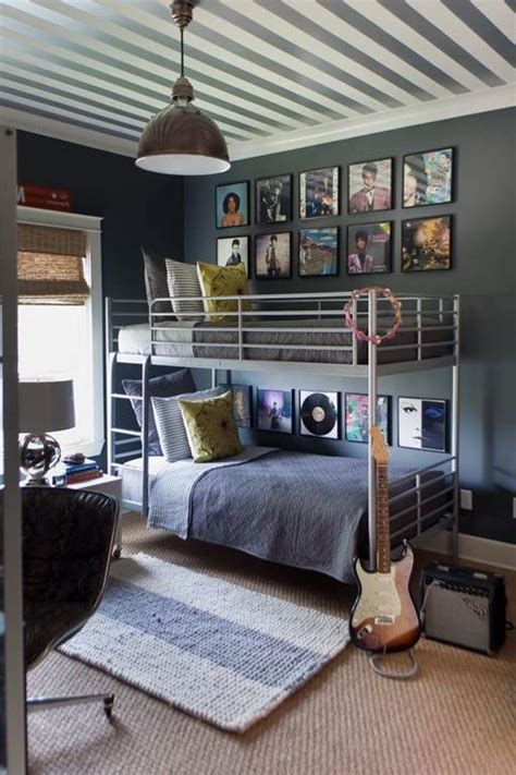 Boy Bedroom Ideas | 30 awesome teenage boy bedroom ideas designbump