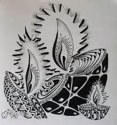 diwali diyas pen pencil amp ink drawings inspirations 1