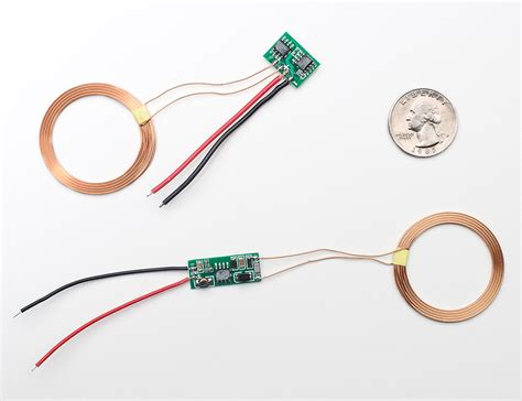 induction charger arduino adafruit inductive charging set 5v 500ma max 1407 proto pic