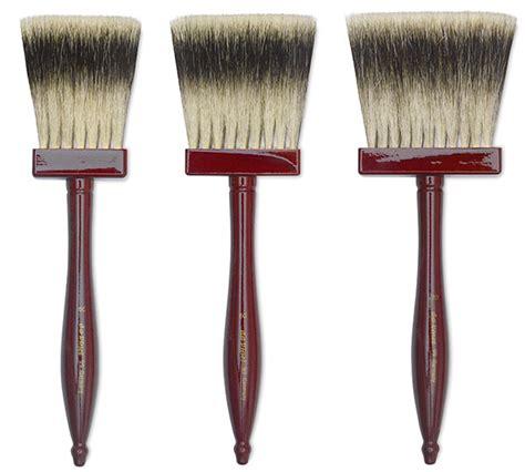 Kuas Set Davici Isi 5 Davici Brush da vinci badger softener bright blick materials