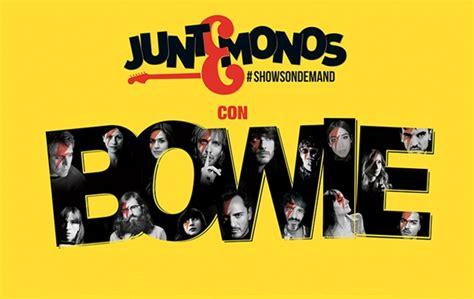 entradas para el madrid barcelona entradas junt 233 monos con bowie en madrid y barcelona por