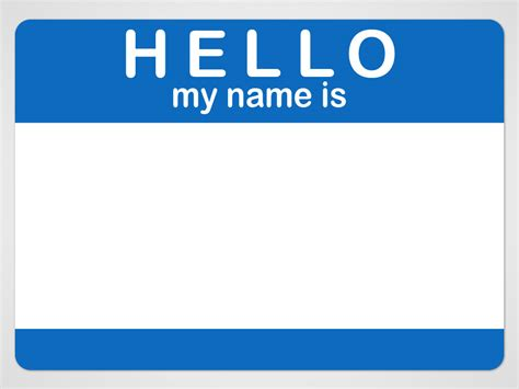 printable name tags hello my name is hello my name is www imgkid com the image kid has it