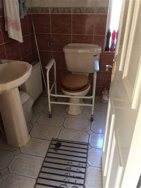 bathroom support bars toilet seat support bars for sale in dublin 7 dublin from nievie