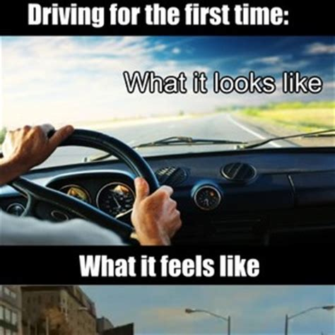 Driving Meme - driving for the first time by megafett meme center