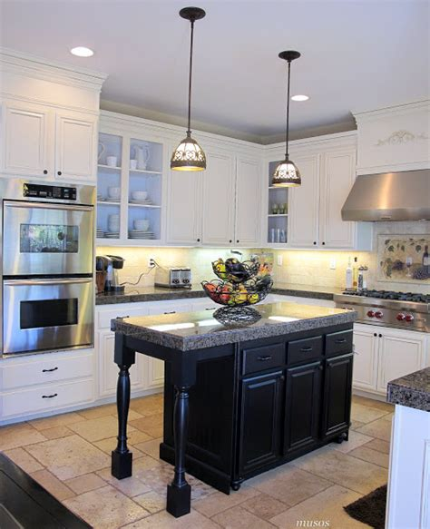 how to add a kitchen island how to add legs to your kitchen island
