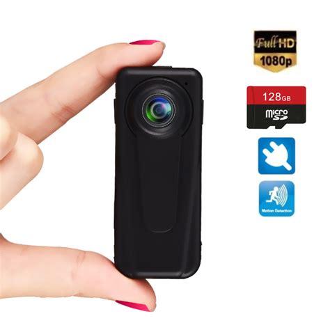 Micro Sd Kamera mini kamera hd s podporou 128gb micro sd cool mania