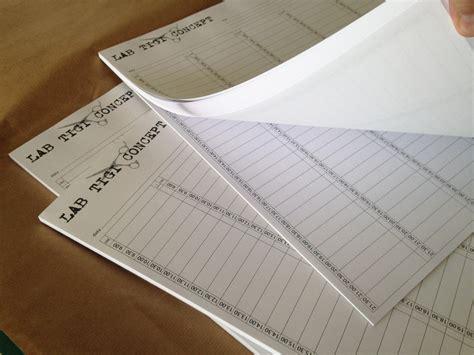 planning da tavolo personalizzati planning da tavolo blocco appuntamenti giornaliero