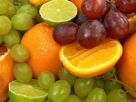 buah buahan  sayur  bersifat asam