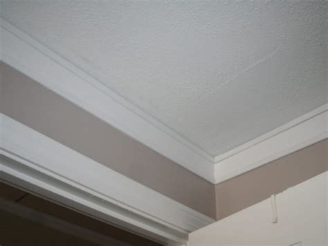 Inexpensive Crown Molding Faux Crown Molding Is Cheap Easy Patch