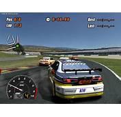 Alfa Romeo Racing Italiano USA PS2 / Sony PlayStation 2