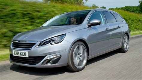 peugeot 608 estate 2017 peugeot 308 sw review top gear