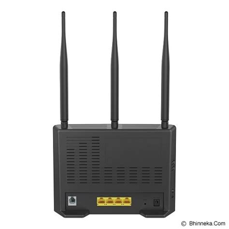 Kualitas Terbaik Tp Link Wireless N Adsl2 Modem Router 300mbps Td jual d link dual band wireless ac750 vdsl2 adsl2 modem router dsl 2877al router consumer