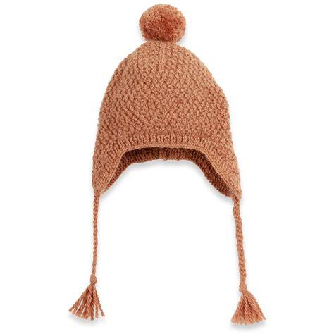 bonnets de bonnet camel b 233 b 233 enfant tricot 233 par mamy en alpaga