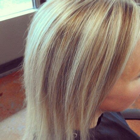 platimum hair with blond lolights pin by brielle hauge on hair styles pinterest