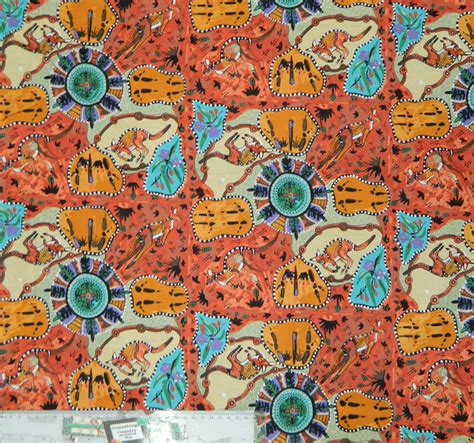Patchwork And Quilting Fabrics - quilting patchwork sewing fabric mirram kangaroo