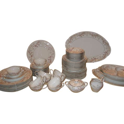 harmony house china 59 pc set harmony house woodhue free shipping from thedaisychain on ruby lane