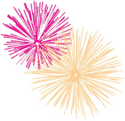 new year free png fireworks clipart new year s pencil and in color