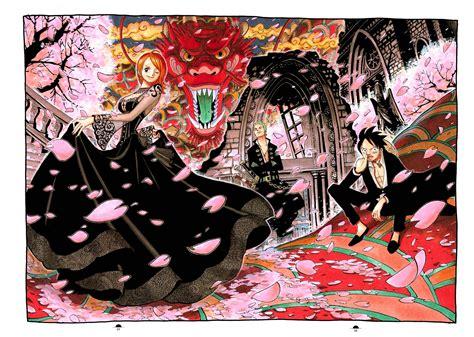 One Piece | nami zoro luffy one piece photo 28308669 fanpop