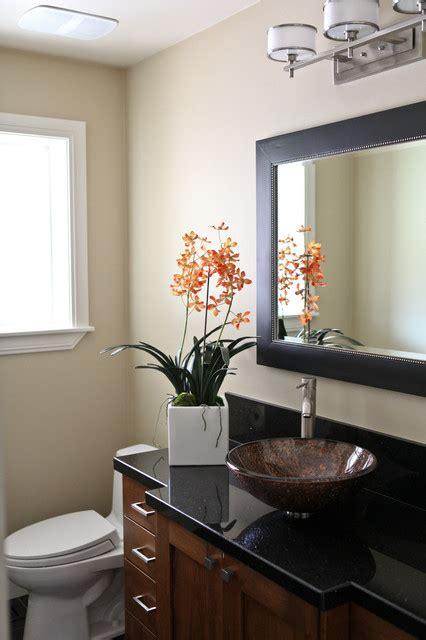 Bathroom Vanities Salt Lake City Powder Bath Vanity Traditional Bathroom Salt Lake City By Glenn Interior Design