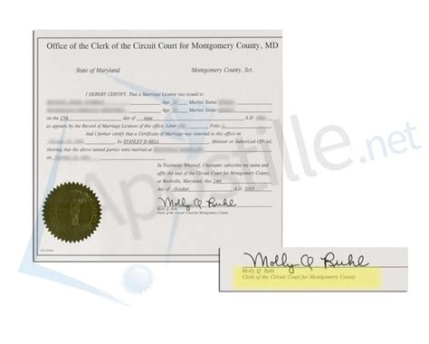 Solano County Marriage License Records 17 Best Images About State Of Maryland Sle Apostille On