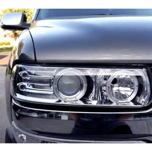 99 02 chevy silverado tahoe suburban eye halo