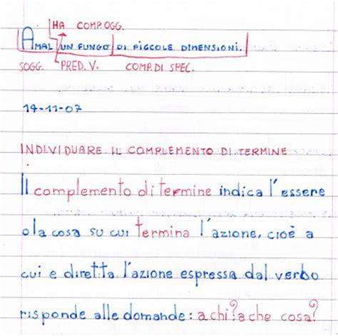 analisi grammaticale di giardino il complemento di specificazione spiegazione ed esercizi
