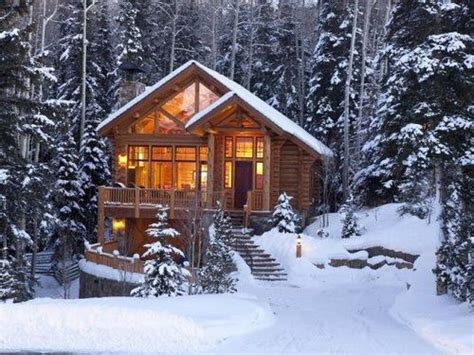 Cabin In The Woods Colorado by Snow Covered Cabin Telluride Colorado Things That I